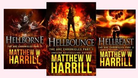 The ARC Chronicles Matthew W. Harrill