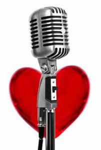 mic in heart